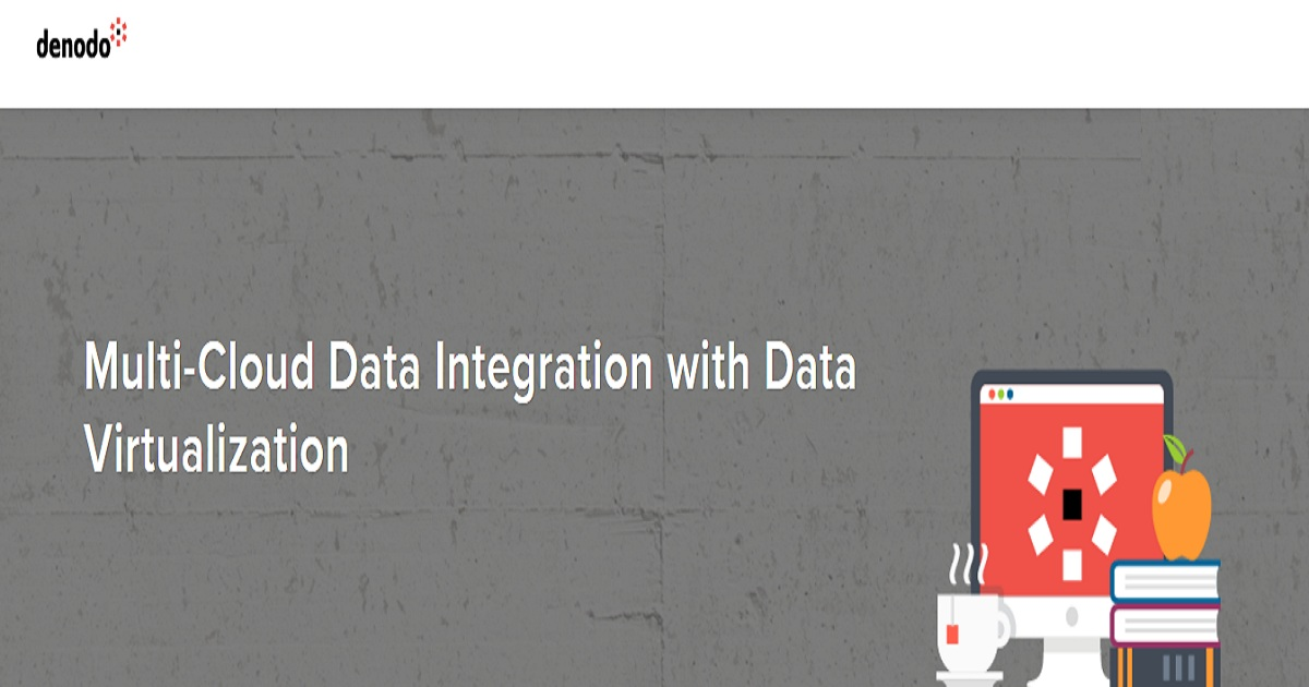 Multi-Cloud Data Integration with Data Virtualization