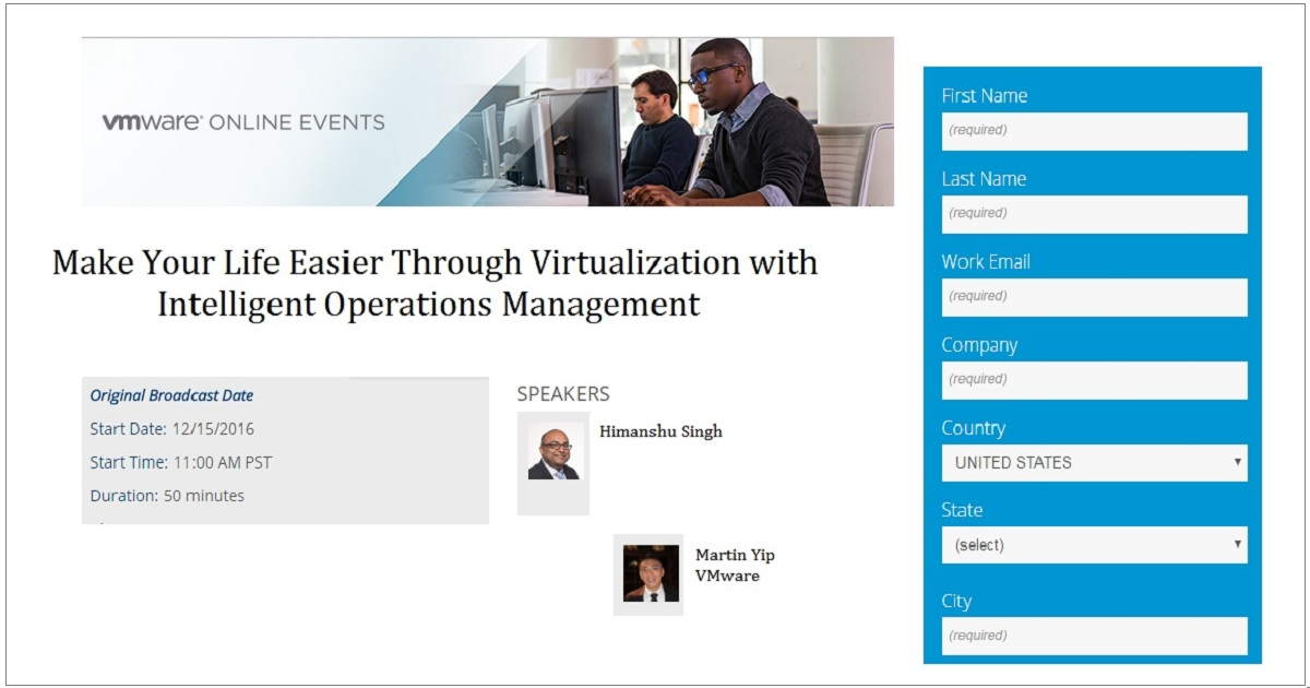 Make Your Life Easier Through Virtualization with Intelligent Operations Management