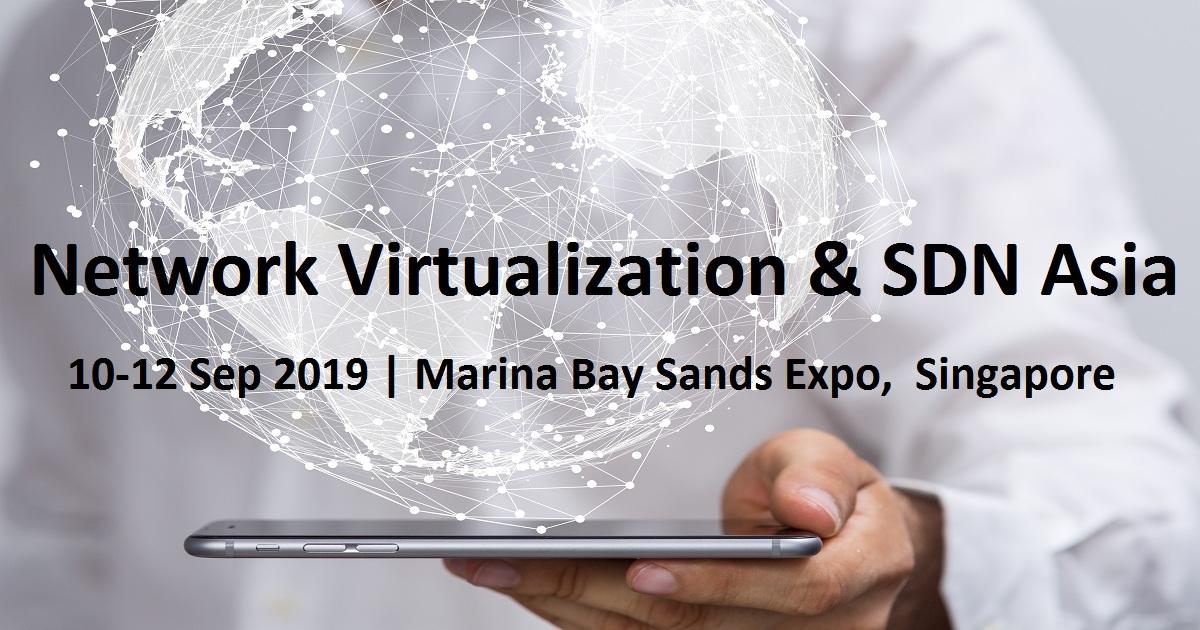 Network Virtualization & SDN Asia