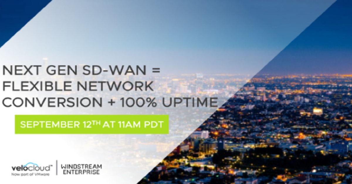 NextUptime Gen SD-WAN Flexible Network Conversion 100%