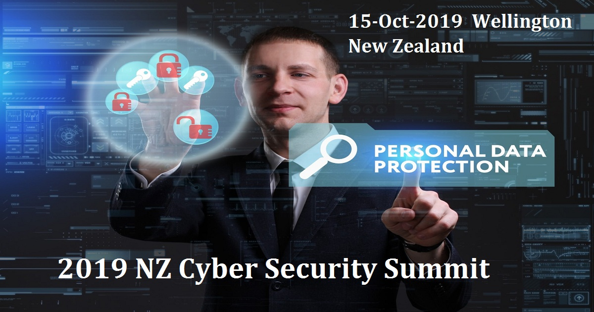 2019 NZ Cyber Security Summit