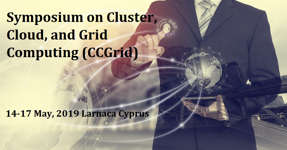 Symposium on Cluster, Cloud, and Grid Computing (CCGrid)
