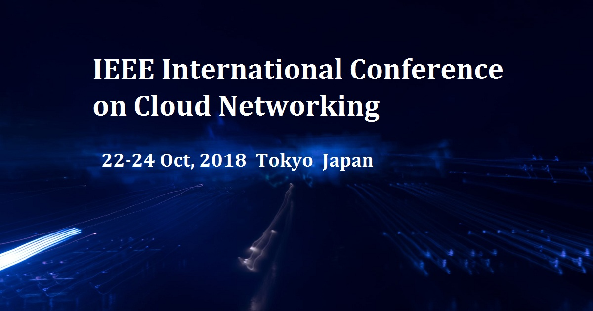 IEEE International Conference on Cloud Networking