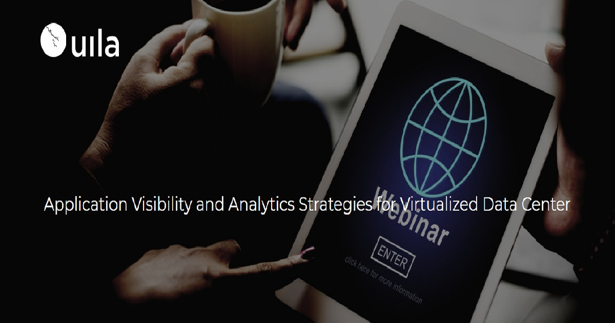 Application Visibility and Analytics Strategies for Virtualized Data Center
