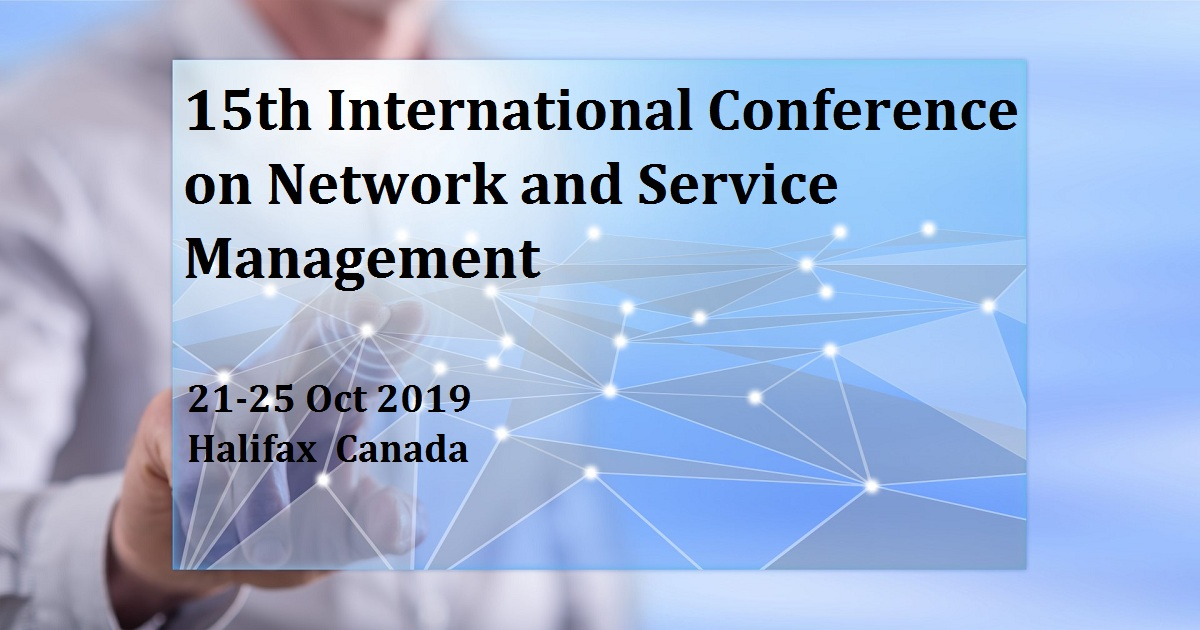 15th International Conference on Network and Service Management