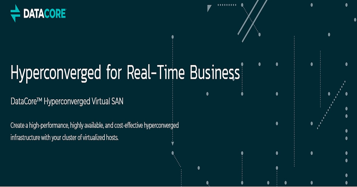 Hyperconverged for Real-Time Business