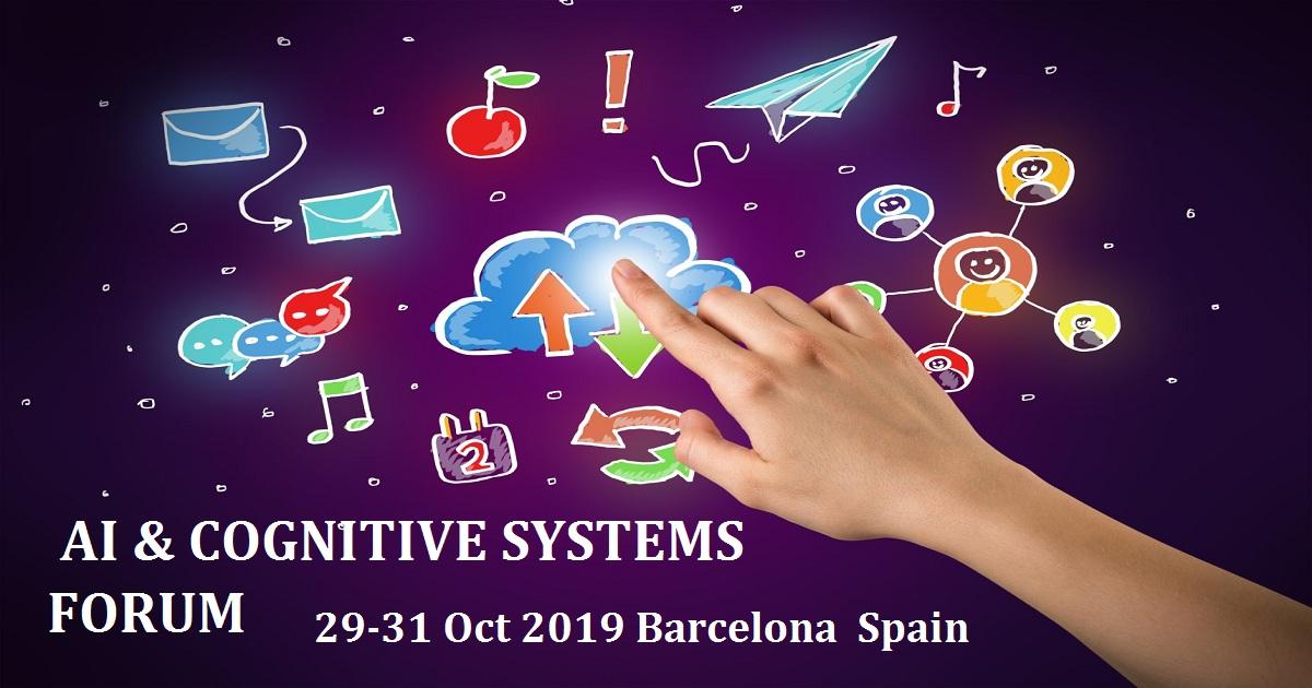 AI & COGNITIVE SYSTEMS FORUM