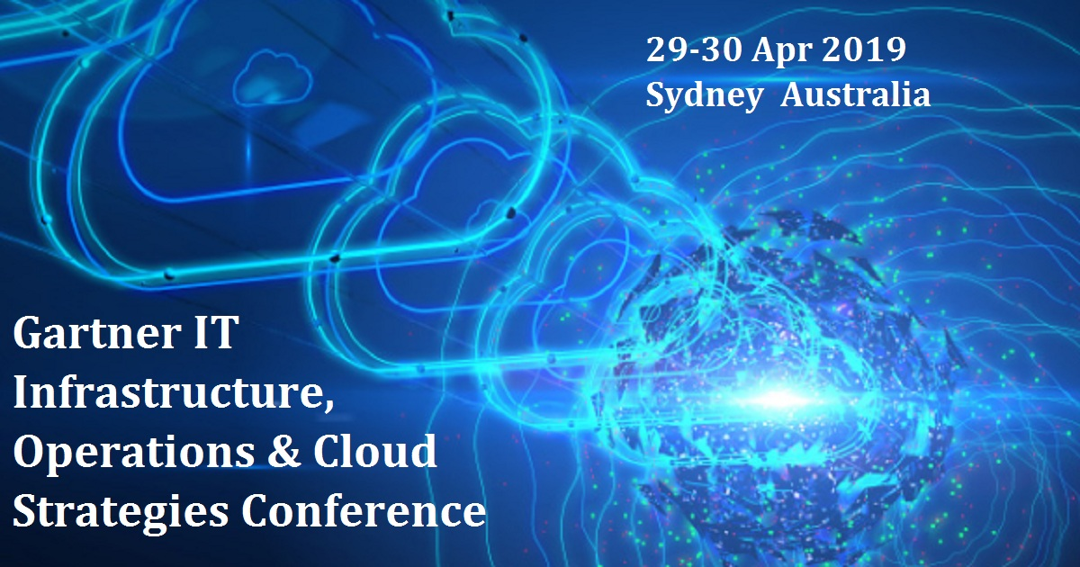 Gartner IT Infrastructure, Operations & Cloud Strategies Conference