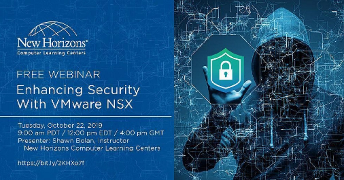 Enhancing Security With VMware NSX