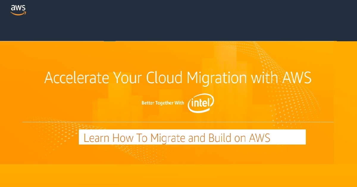 AWS Cloud Migration Online Series