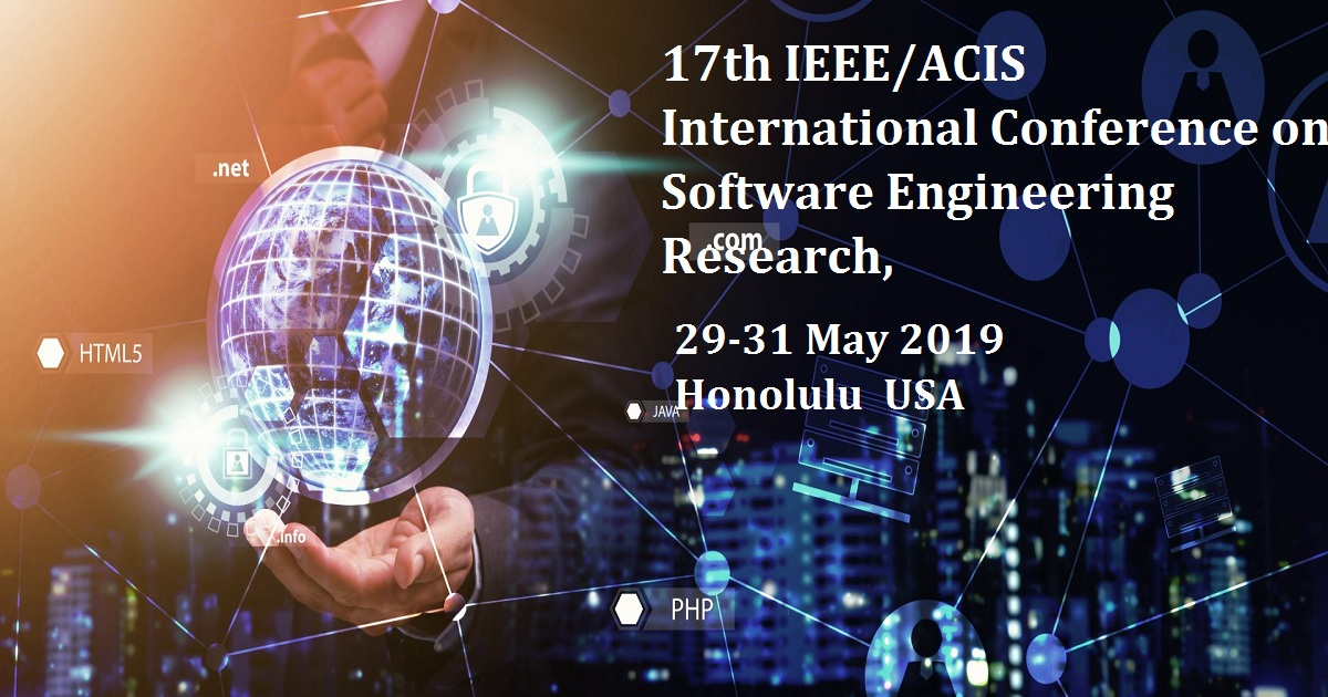 17th IEEE/ACIS International Conference on Software Engineering Research