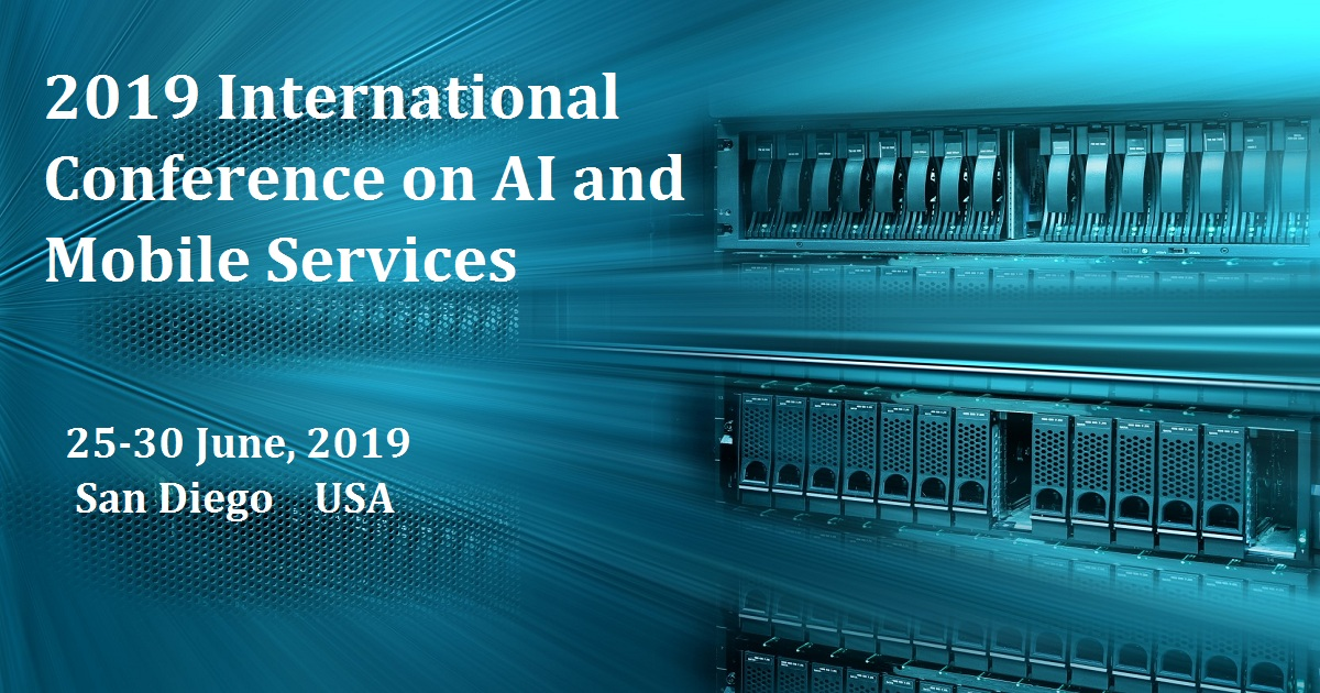 2019 International Conference on AI and Mobile Services