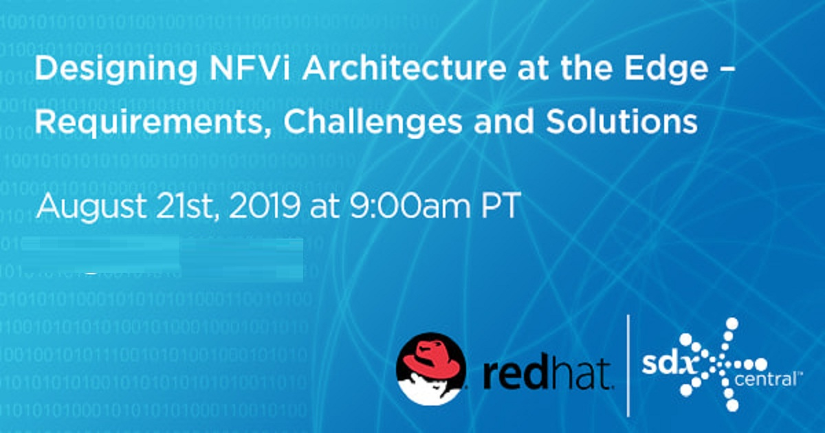 Designing NFVi Architecture at the Edge – Requirements, Challenges and Solutions