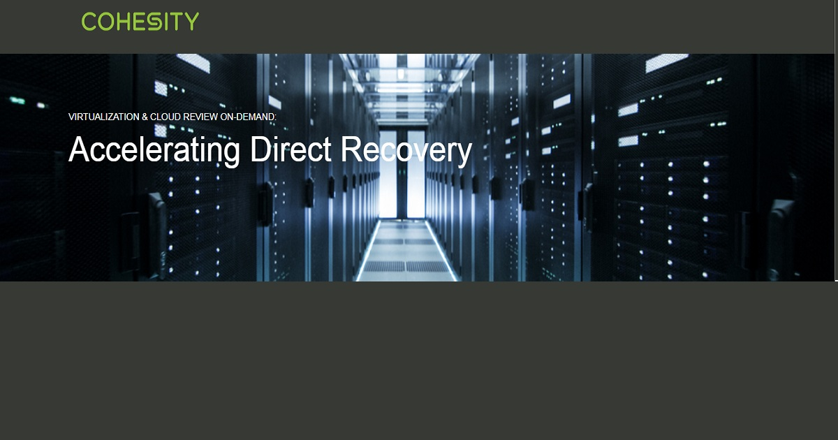 Accelerating Direct Recovery