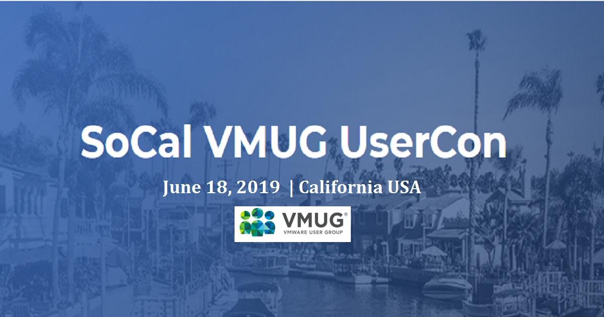 SoCal VMUG UserCon