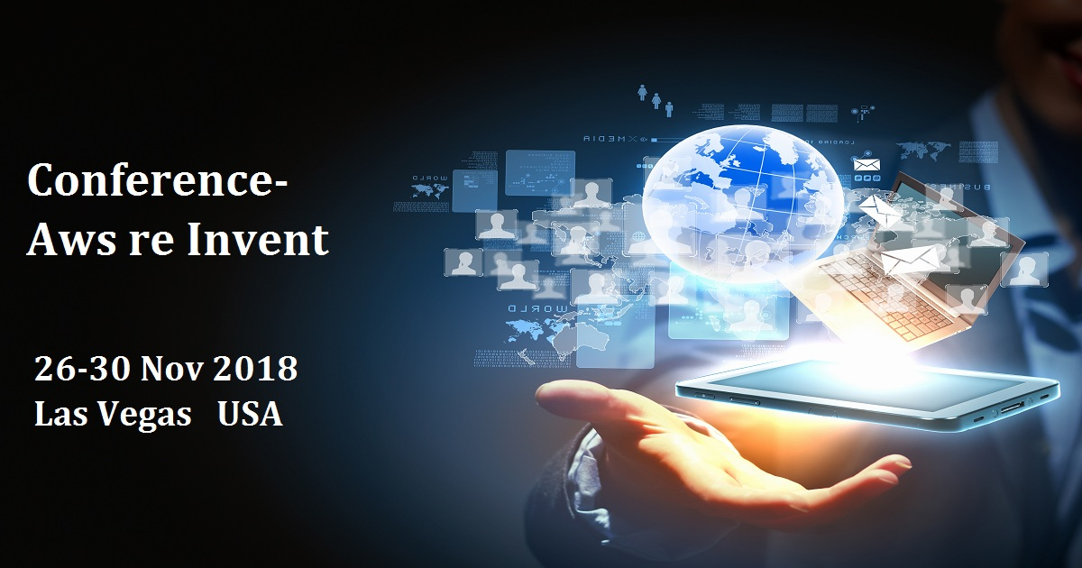 Conference-Aws re Invent