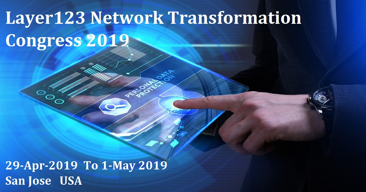 Layer123 Network Transformation Congress 2019