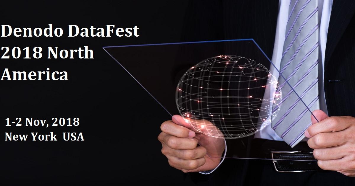 Denodo DataFest 2018 North America