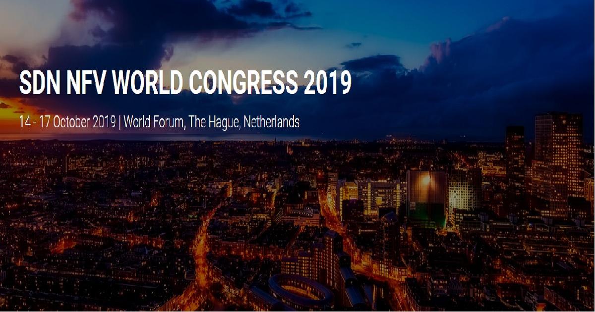 SDN NFV WORLD CONGRESS 2019