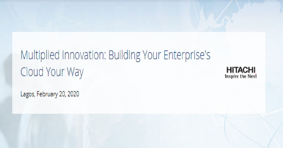 Multiplied Innovation: Building Your Enterprise's Cloud Your Way