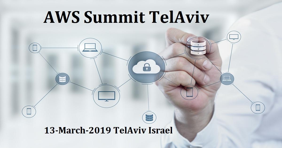 AWS Summit TelAviv