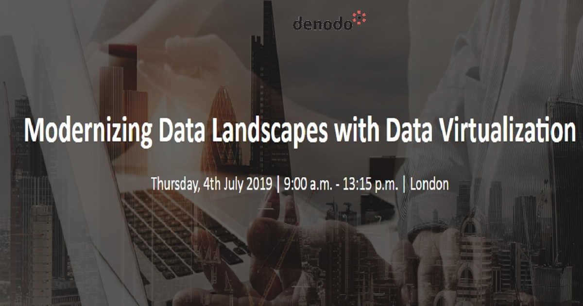 Modernizing Data Landscapes with Data Virtualization