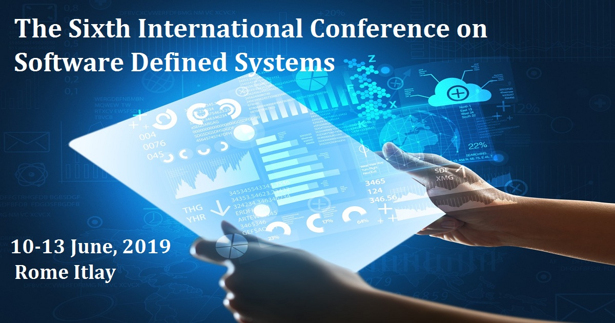 The Sixth International Conference on Software Defined Systems