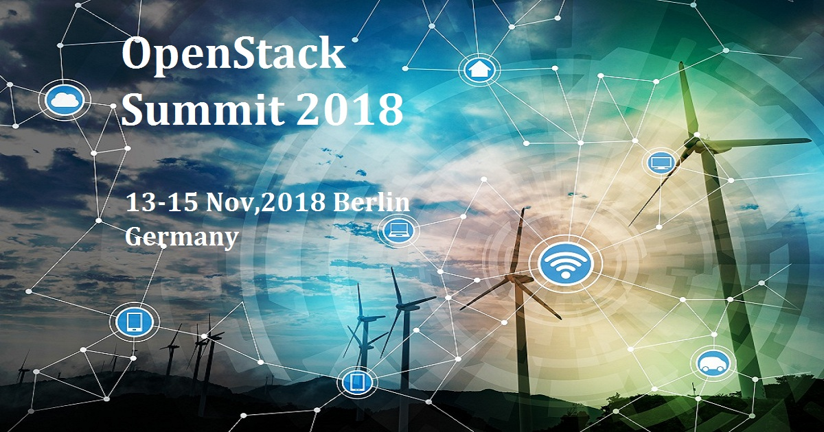 OpenStack Summit 2018 Berlin