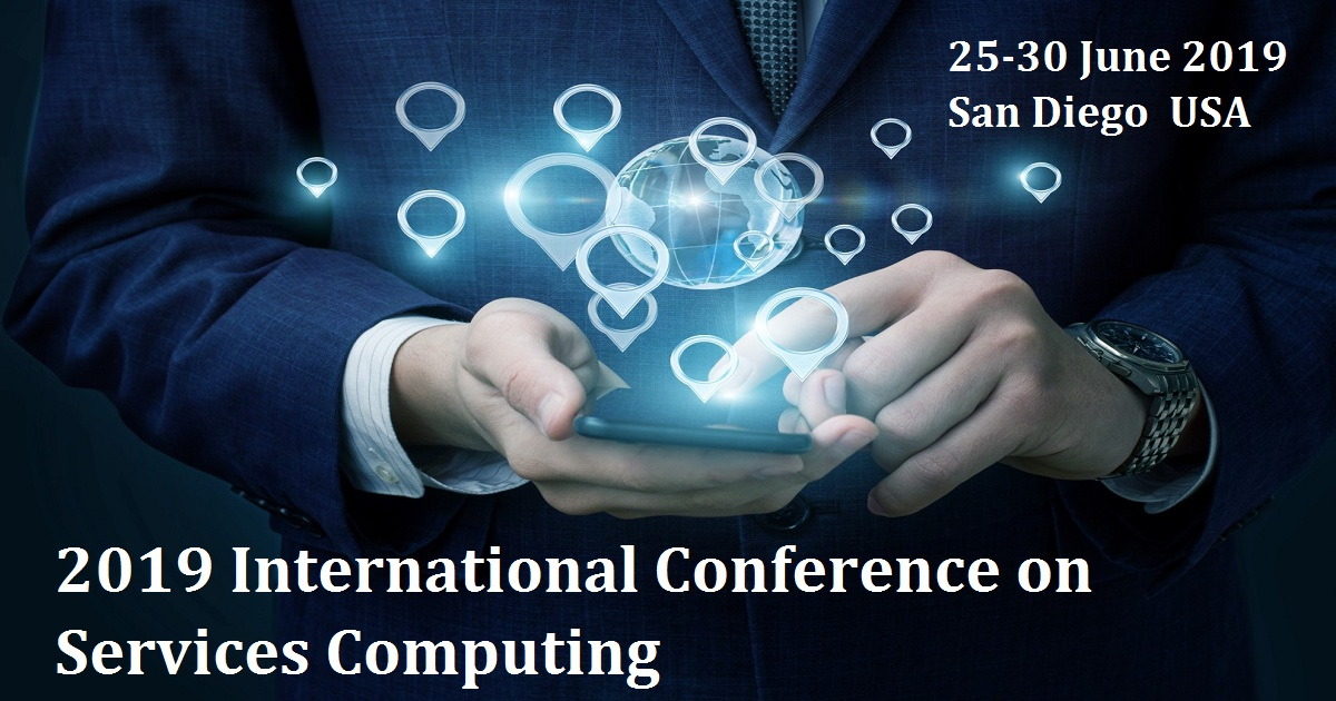 2019 International Conference on Services Computing