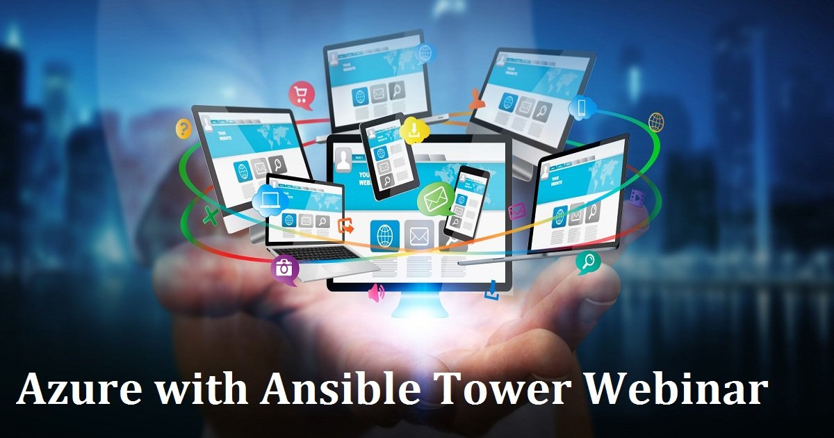 Azure with Ansible Tower Webinar