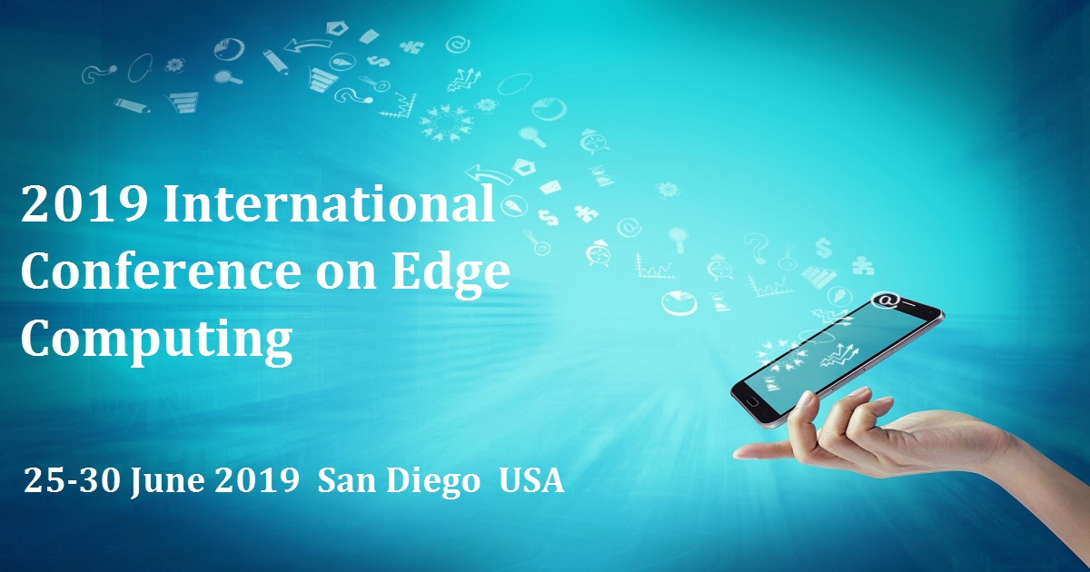 2019 International Conference on Edge Computing
