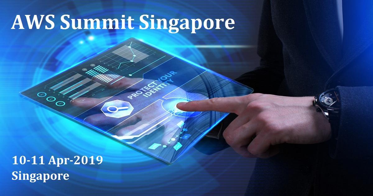 AWS Summit Singapore