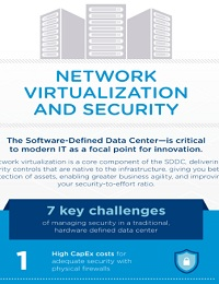 INFOGRAPHIC: NETWORK VIRTUALIZATION AND SECURITY