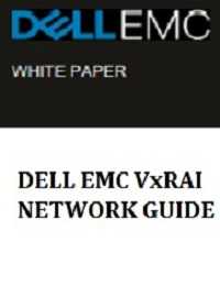 DELL EMC VXRAI  NETWORK GUIDE
