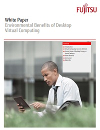 ENVIRONMENTAL BENEFITS OF DESKTOP VIRTUAL COMPUTING