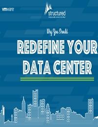 REDEFINE YOUR DATA CENTER