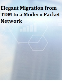 CIENA ELEGANT MIGRATION FROM TDM TO A MODERN PACKET NETWORK WHITE PAPER