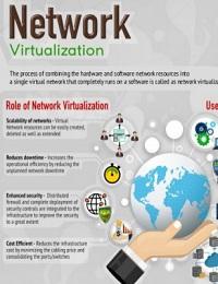 NETWORK VIRTUALIZATION – INFOGRAPHIC