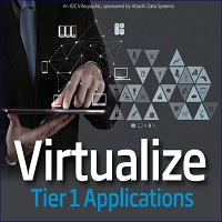 VIRTUALIZE TIER 1 APPLICATIONS INFOGRAPHIC PDF