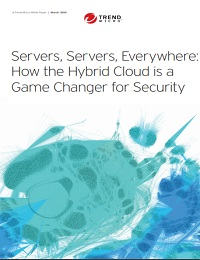 SERVERS, SERVERS, EVERYWHERE: HOW THE HYBRID CLOUD IS A GAME CHANGER FOR SECURITY
