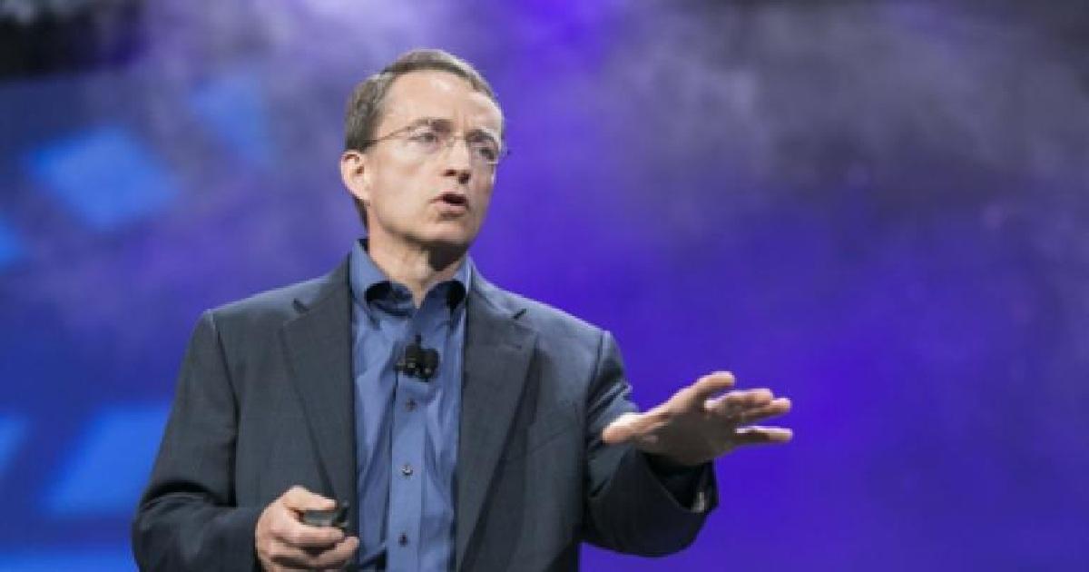 VMWARES GELSINGER RANKED BEST CEO IN AMERICA