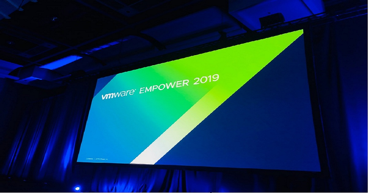VMWARE EMPOWER 2019 - DAY 1 REACP