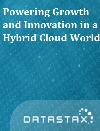 POWERING GROWTH AND INNOVATION IN A HYBRID CLOUD WORLD