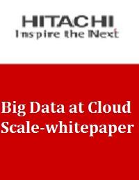 BIG DATA AT CLOUD SCALE -WHITEPAPER