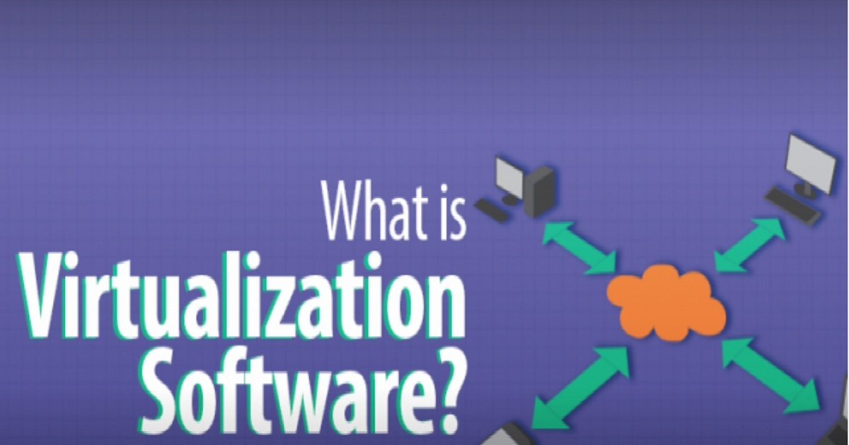 KNOW IN DEPTH ABOUT VIRTUALISATION SOFTWARE MARKET