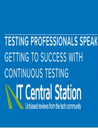 IT CENTRAL STATION PEERPAPER FOR CA TECHNOLOGIES