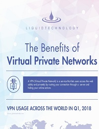 THE BENEFITS OF VIRTUAL PRIVATE NETWORKS