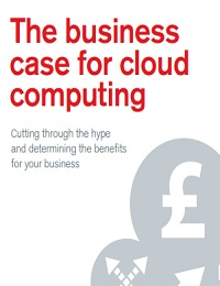 THE BUSINESS CASE FOR CLOUD COMPUTING